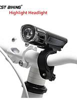 luz de la bici delantera, al oeste de la linterna de la bicicleta mtb biking® luces de alto brillo cree faros de montaña de camping, seguridad