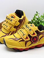 Children's Shoes  Outdoor/Casual Round Toe/Closed Toe Faux Fashion Sneakers Yellow