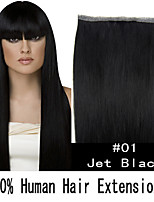 20 inch PU Skin Weft 55g Remy Human Hair 38 inch Wide 6 Colors for Women Beauty