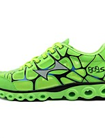 Running Unisex Shoes Tulle Black/Blue/Green/Red