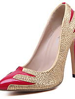Women's Shoes Synthetic Stiletto Heel Comfort Pointed Toe Pumps Party and Dress More Colors available