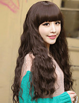 Japan and South Korea Fashion Corn Blasting in Hot Curly Hair Wig