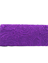 WEST BIKING® 2015 Fashion Clutch Evening Bag Simple And Elegant Female Floral Lace Evening Bag
