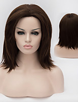 European And American High-Quality High-Temperature Wire Short Straight Hair Wig Fashion Girl Necessary