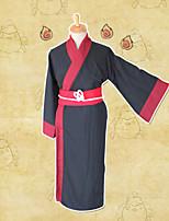 Hoozuki no Reitetsu Black Cotton Cosplay Costumes