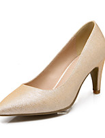 Women's Shoes FauxStiletto Heel Pointed Toe/Closed Toe Pumps/Heels
