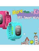 nouveaux mini-GPS Tracker montres intelligentes smartwatches pour les enfants SOS d'urgence communication bidirectionnelle avec mobile