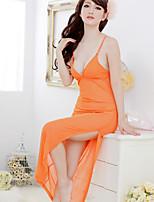 Vêtement de nuit Femme Chemises & Blouses/Lingerie en Dentelle/Robe de chambre/Ultra Sexy/Uniformes & Tenues Chinoises/Costumes