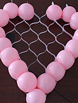 Heart Shape Balloon Grid DIY Party Wedding Birthday Decoration