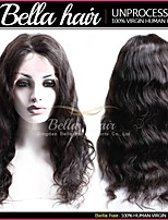 Full Lace Human Hair Wigs Brazilian Body Wave Remy Virgin Human Hair Extensions 8