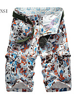 Counter genuine camo pants five overalls all-match Mens Fashion beach leisure travel shorts
