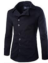 Men's Casual Long Sleeve Jacket