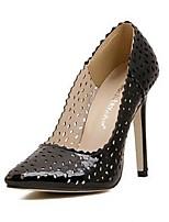 Women's Shoes Stiletto Heel Heels Pumps/Heels Casual Black/Pink