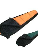 Sacco a pelo - Traspirabilità/Anti-vento/Tenere al caldo/Meteo a freddo Verde/Arancione