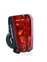 caoku 4 mode 100 achterlichten accu cel batterijen backlight fietsen 100 als beeld