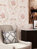 nouvelle rainbow ™ art de fond d'écran rétro deco salon revêtement mural non-tissé art de mur de tissu