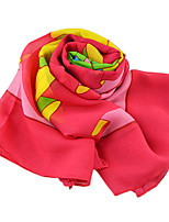 2015 New Summer Style Colorful Printed Thin Fashionable Scarf