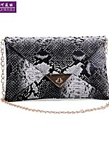 AIKEWEILI®Women's Purse Fashion Europe Style Print Casual Clutch Bag Hot Luxury Evening Party Bag Shoulder Bag