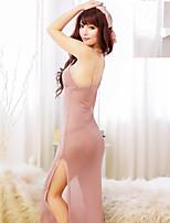 Sexy milk silk court Princess Dress(Give T pants)