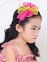 Girls Sinamay Flower Headband Children Fascinator (more colors) SFD2809