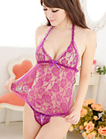 Sexy lace three chinese-style chest covering exposed breast Lou temptation two-piece underwear suits covered two times