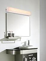 Lampade a candela da parete/Illuminazione bagno - Moderno/contemporaneo - DI Metallo - LED