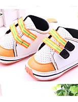 Baby Shoes Casual  Fashion Sneakers Yellow/Red