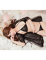 Women Cotton Blends/Polyester/Spandex Uniforms & Cheongsams/Lace Lingerie/Matching Bralettes/Robes/Ultra Sexy Nightwear