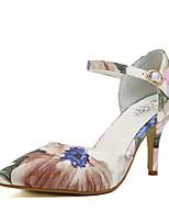 Scarpe Donna - Scarpe col tacco - Casual - Tacchi / A punta - A stiletto - Finta pelle - Multicolore