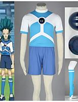 Costumes Cosplay - Autres - Autres - Manches Ajustées/Shorts/Chaussettes/Broche