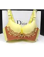 Full Coverage Bras , Push-up Polyester