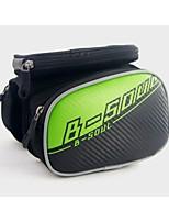 Bolsa para Quadro de Bicicleta (Verde / Vermelho / Azul / Dourado , Pele PU / Oxford / PVC) Multifuncional Viajar / Ciclismo