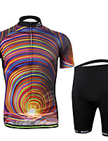 Men Bicycle Wear Cycling Jersey Breathable Cycle Bike shirt Biking Jersey Set