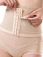 Women Underbust Corset , Cotton Hook & Eye