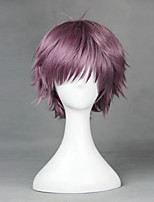Game Of Laplace 羽柴壮二 Purple 35CM Cosplay Wigs