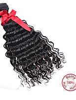 EVET Hair Loose Wave Malaysian Virgin Hair 1pc/lot Malaysian Loose Wave Human Hair 6A Top Grade Weave Extenisons