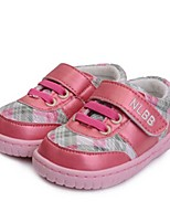 Baby Shoes Casual Fashion Sneakers Pink/Beige