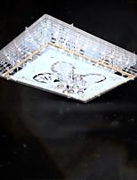 Vidrio - Montage de Flujo - LED - Moderno / Contemporáneo