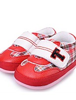 Baby Shoes Casual Athletic Shoes Black/Red