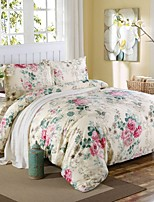 Bettbezug-Sets Mehrfarbig - Baumwolle