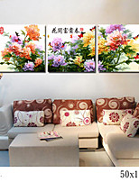 DIY Digital Oil Painting With Solid Wooden Frame Family Fun Painting All By Myself 3 Sinicism 7008