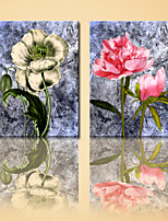 VISUAL STAR®Beautiful Flower Canvas Print Set Of 3 Ready To Hang