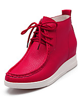 Women's Shoes Low Heel Round Toe Oxfords Casual  More Colors Available