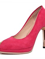 Women's Shoes Metal Toe Stiletto Heel More Colors available