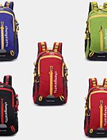 Outdoor Sports Mountaineering Bag Men and Women Travel Bag Waterproof Nylon Shoulder Bag