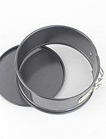 3-inch Non-stick Spring Form Round Bake Pan Oven Baking Tin Mould
