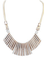 Women's Europe And The United States New Alloy Necklace Collarbone Chain