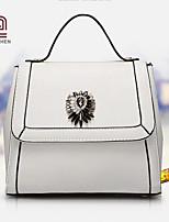 Handcee® Hot Sale New Fashion Woman PU Simple Tote Bag