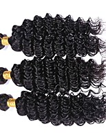 3Pcs/Lot Malaysian Virgin Hair 100% Malaysian Remy Hair Deep Wave 8