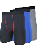 WEST BIKING® Men's Breathable Antibacterial  jogging Riding Tight Boxer Briefs